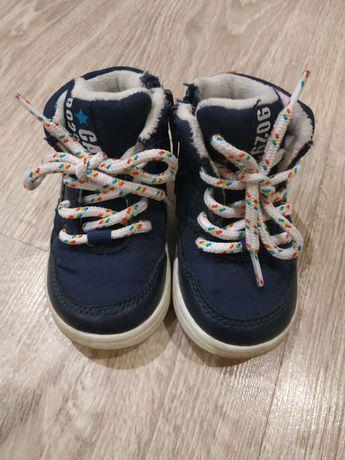 Хайтопы, ботинки демисезонные