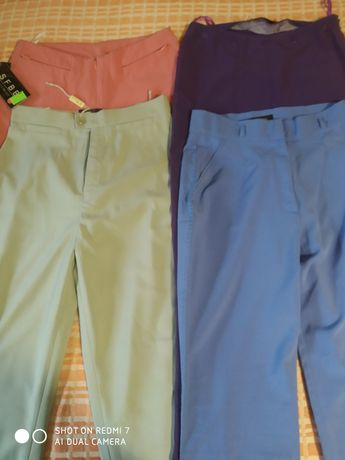 Комплект брюк одного размера