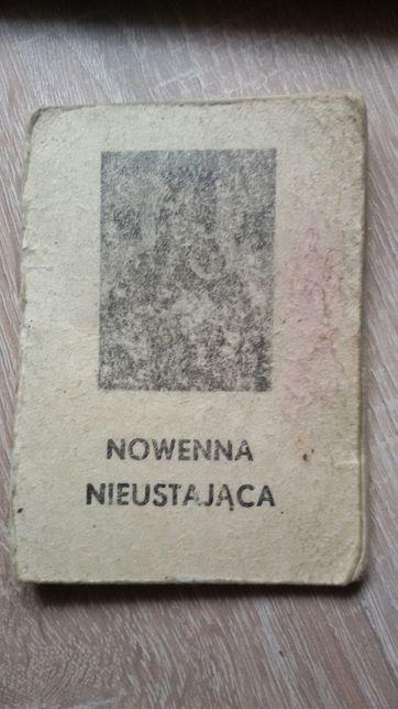 Przedwojenny modlitewnik 1937 r. !!! Unikat !!!