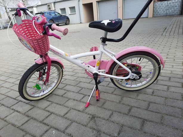 Rower dla dziewczynki bitwin 16