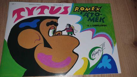 Tytus Romek i A Tomek nr 7