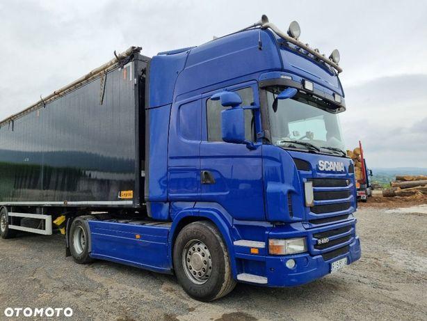 Scania R480 4x2 euro5  Z hydrauliką do ruchoma podłoga  R480 4x2 Z hydrauliką do ruchoma podłoga NOWA !! turbosprężarka