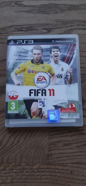 FIFA 11 PS3 PL polska wersja (dubbing) PlayStation 3 OKAZJA !