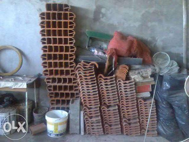 material construção (telhas,tijoleiras,azulejos)