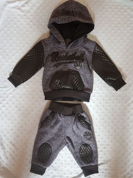 NOWY dres chlopiecy do 3 mies