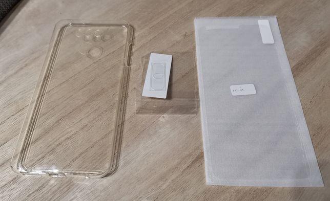 Etui / case / szkło hartowane LG G6 + ochrona aparatu