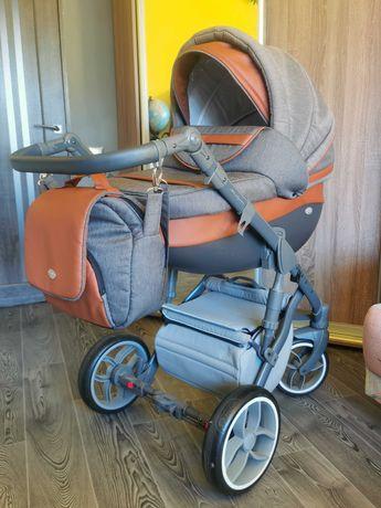 Детская универсальная коляска 2 в 1 Baby Merc Faster Style