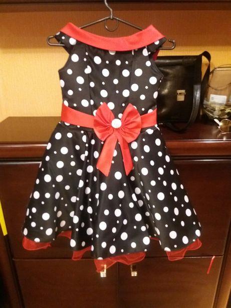 Выпускное платье ретро сттиляги