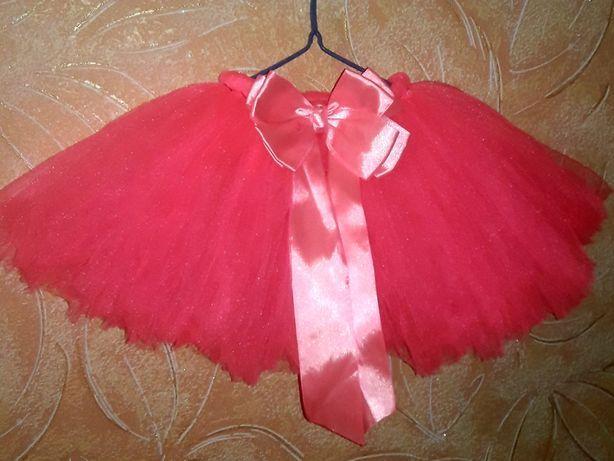Юбка туту, фатиновая юбка, юбка пышная для девочки