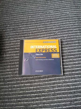 Płyty CD International Express Upper Intermediate