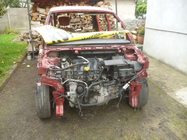 Renault Modus,1,4 benzyna 16V,70tyś.km,pali i jedzie