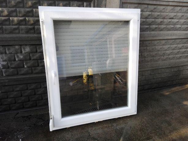 DOWÓZ cały kraj Okna PLASTIKOWE z ROLETĄ 115X138