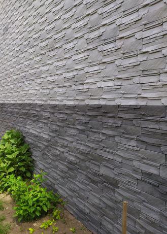 Betonowe płytki elewacyjne / kamień dekoracyjny