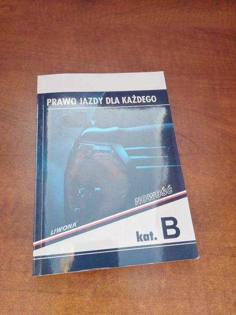 Podręcznik na prawo jazdy kat. B
