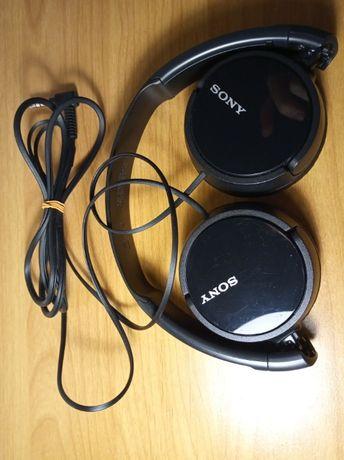 Słuchawki SONY MDRZX110B Czarne
