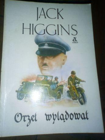 """""""Orzeł wylądował""""- Jack Higgins"""