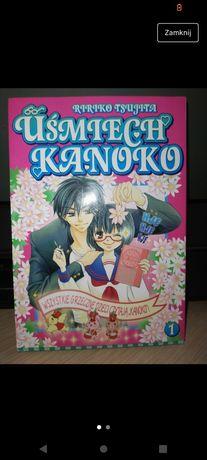 "Manga""Uśmiech Kanoko"""