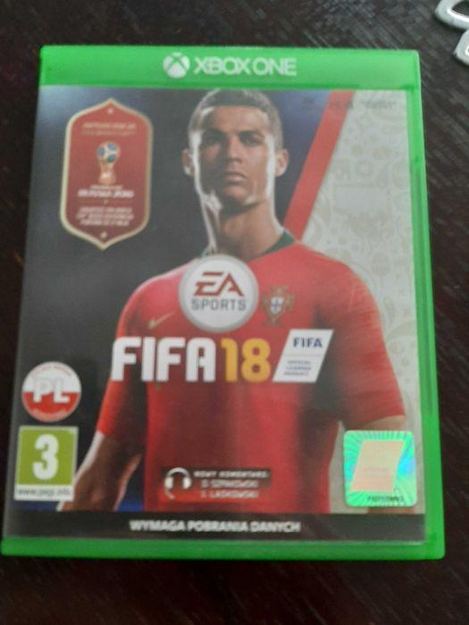 Gra Fifa 18 Xbox One Bydgoszcz - image 1
