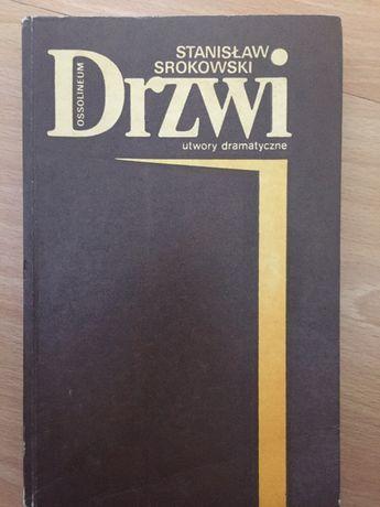 """Stanisław Srokowski - """"Drzwi"""" utwory dramatyczne"""