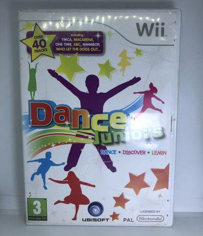 OKAZJA! Gra Dance Juniors na konsole Nintendo Wii