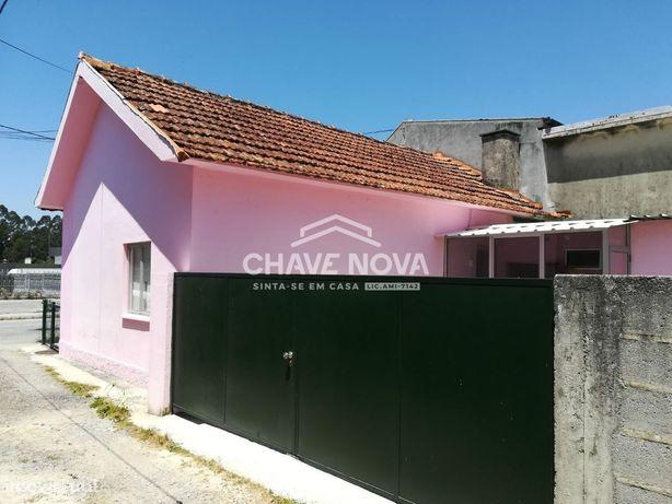 Moradia T2 em São João de Ver - Sª. Mª. Feira