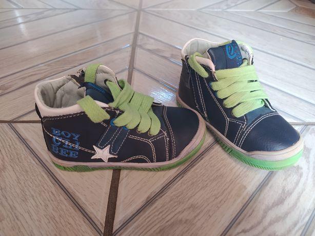 Деми ботинки clibee