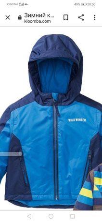 Зимовий лижний термо костюм lupilu