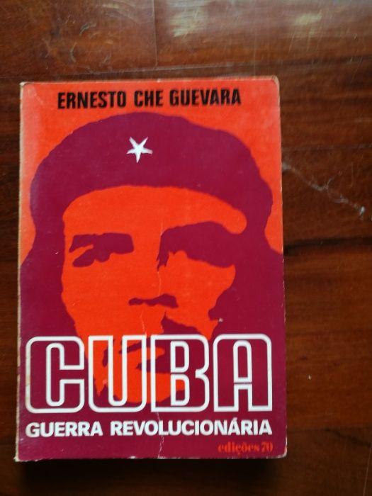 Cuba, guerra revolucionária – Ernesto Che Guevara