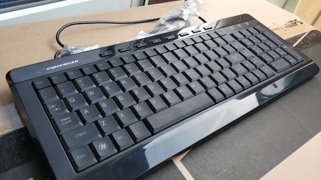 Klawiatura podświetlana USB Esperanza EK115