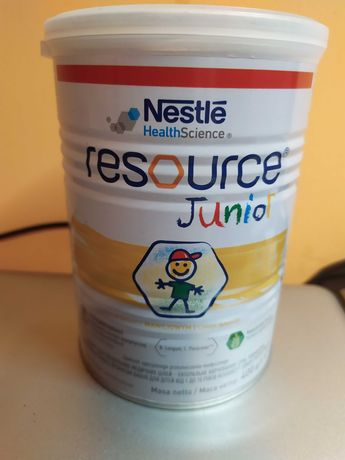 Nestle Resource Junior 400g