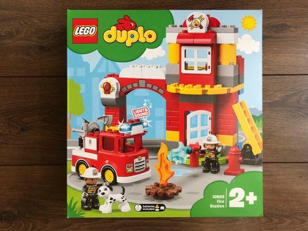 LEGO Duplo 10903 Remiza strażacka - NOWE