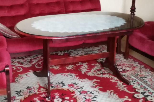 Stół owalny rozsuwany