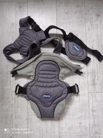 рюкзак-кенгуру Chicco Soft & Dream слинг для новорожденных