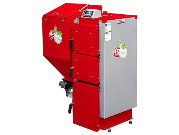 Kocioł UNIWERSAL piec na ekogroszek moc 9 - 48 kW