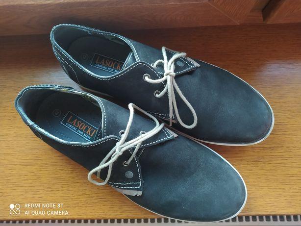 Męskie obuwie Lasocki