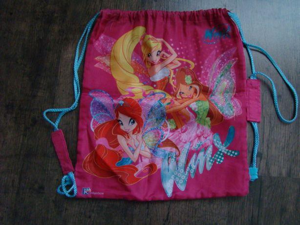 Продам сумку для обуви и спортивной формы 1 Вересня Winx Винкс