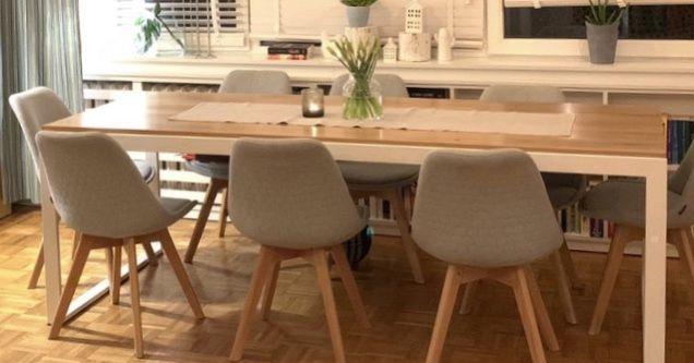 Stół w stylu loftowym 210 /90