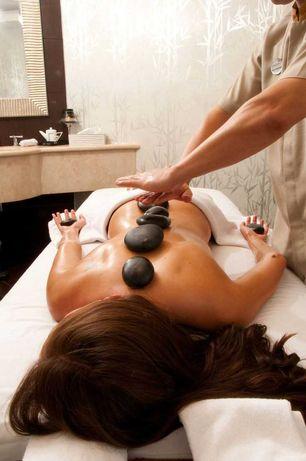 Esteticista massagista profissional