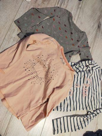 Bluzki, koszulki dziewczynka rozm 98/104
