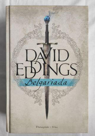 "Książka ""Belgariada"" David Eddings"