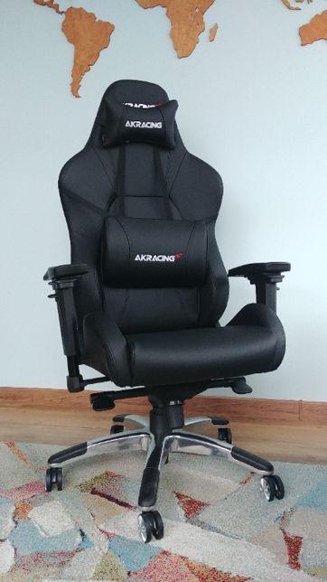 Fotel Akracing Master Premium Czarny
