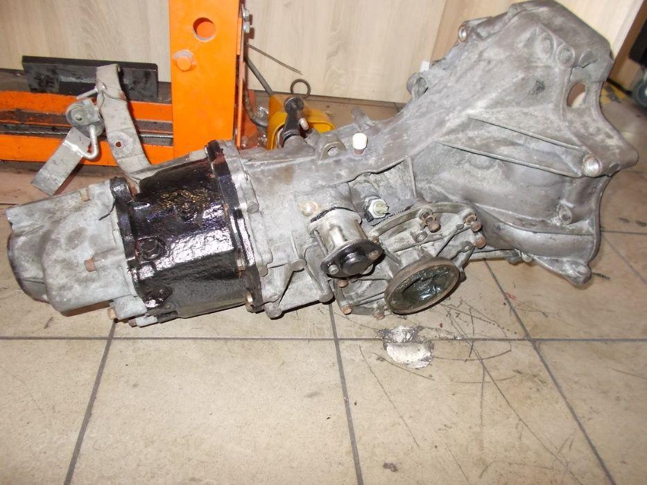 Skrzynia biegów porsche 924 944 benzyna 5 biegowa Wrocław - image 1