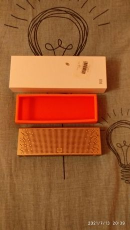 Колонка Xiaomi mi speaker 2,со слотом под карту памяти!