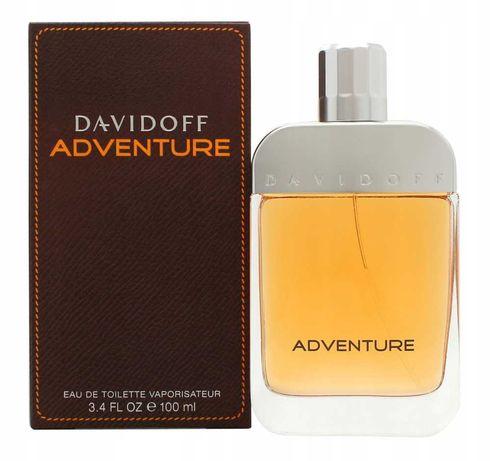 DAVIDOFF ADVENTURE EDT 100ml Perfumy męskie Nowe