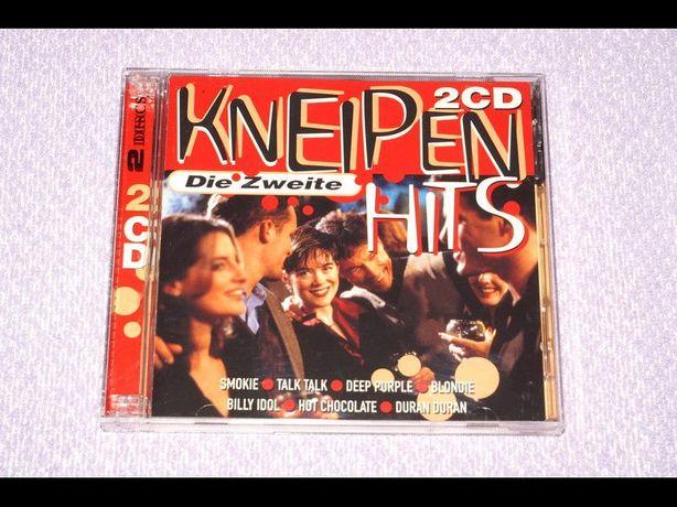 Kneipen Hits - 4 CD - szlagiery lat dziewiędziesiatych