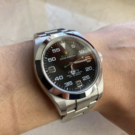 Oryginalny zegarek Rolex AirKing