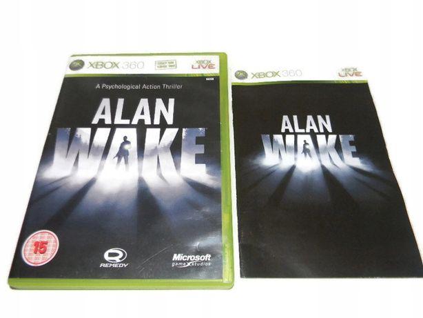 Alan Wake Pl Po Polsku Xbox 360 / Xbox One