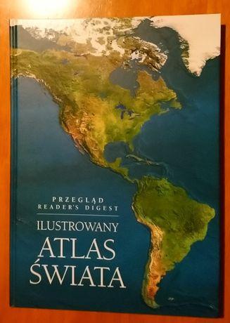 Ilustrowany Atlas Świata -Przegląd Reader's Digest