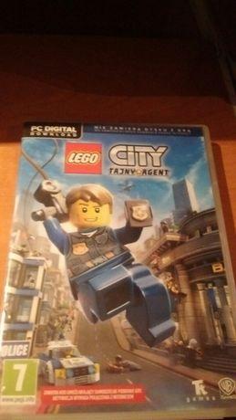 Lego city tajny agent NOWA