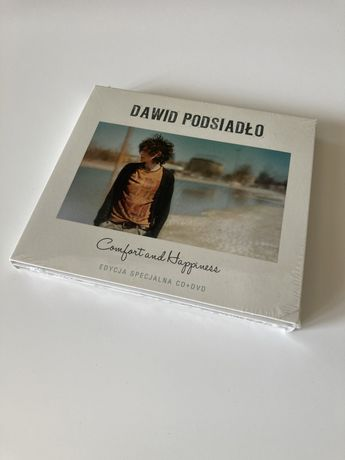 Dawid Podsiadło Comfort and Happiness CD + DVD folia, nowe!